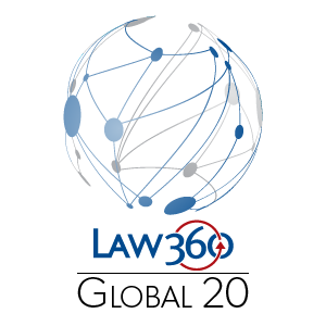 Law360's Global 20